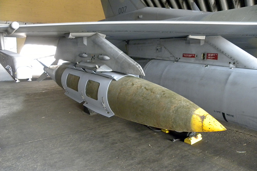 GBU-31 JDAM (Joint Direct Attack Munition)